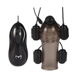 Vibrating Glans Trainer -JT5(Rechargeable)