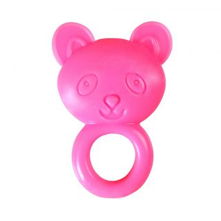 Bear/Kitty/Rabbit Cock Ring-(pink,white)